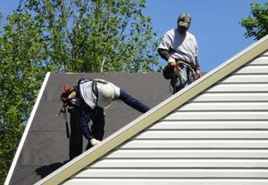 Attractive Roofing Installers