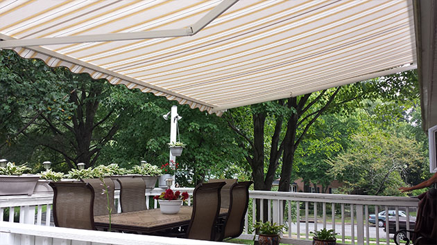 Retractable Awning Maryland