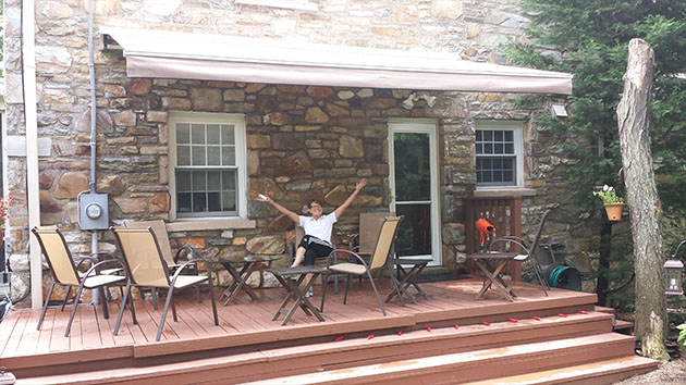 Retractable Awning Virginia