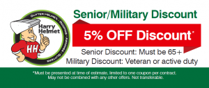 Senior/Military Coupon