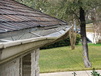 Prevent Gutter Damage Clogged Ice Dams Warped And