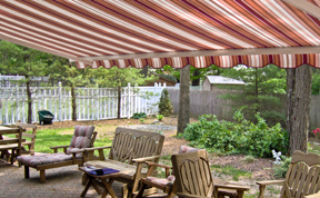 awning-orange-stripes