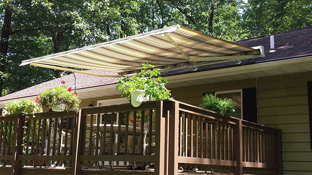 Retractable Awning New Jersey