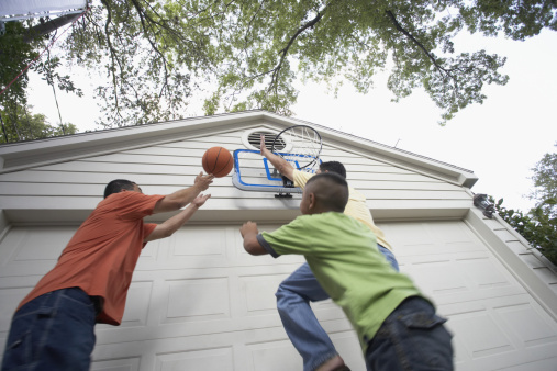 Should You Mount A Basketball Backboard To Your Roof