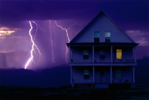 What If Lightning Strikes Your House