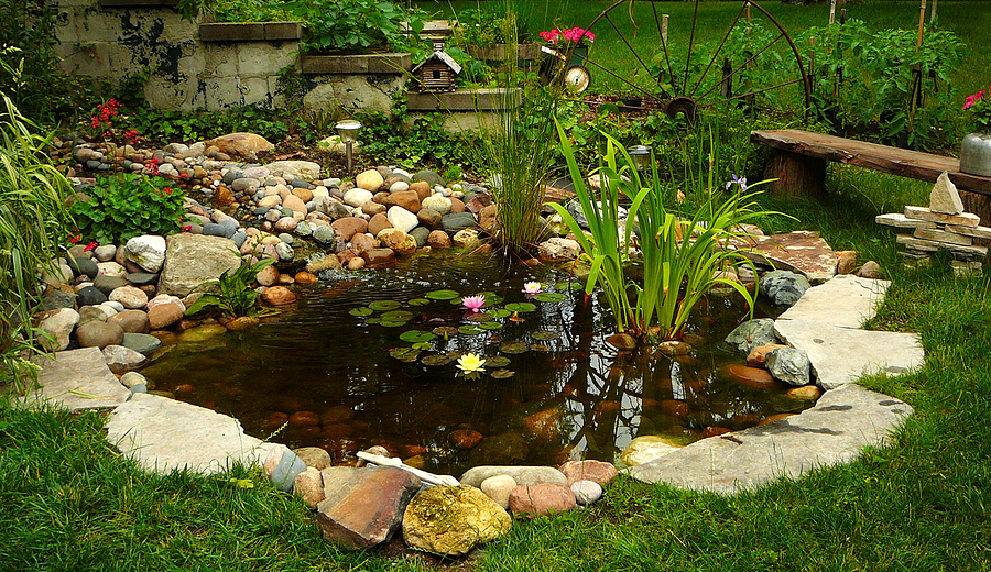 Maintaining Your Water Features In The Fall