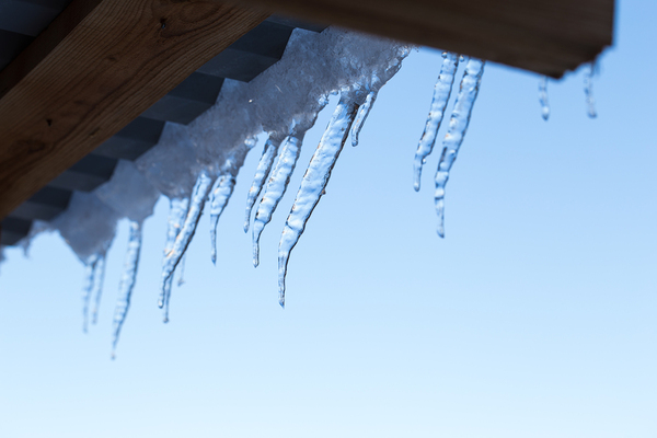Get Prepared Will Ice Melt Socks Help Your Gutter Stay